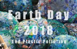 Earth Day 2018 will focus on mobilizing the world to End Plastic Pollution, including creating support for a global effort to eliminate single-use plastics