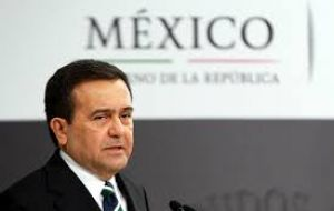 Mexican Economy Minister Ildefonso Guajardo said both sides had achieved a major update of their original accord.