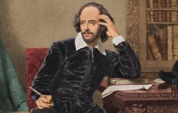 The date traditionally observed as both the birthday and date of death of William Shakespeare