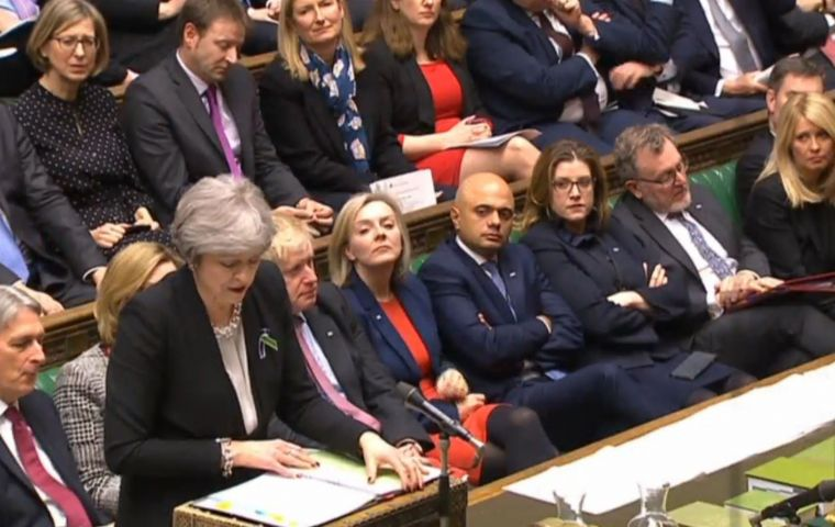 Following a defeat in the House of Lords over the customs union vote after Brexit, the Prime Minister and her team are reported to be having a rethink.