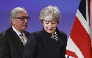 Mrs May has pledged that Brexit means leaving both the single market and the customs union, and these are deemed among the red lines.