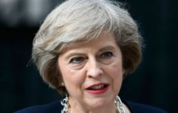 Although the vote is not binding on the government, many politicians believe it will influence May's future thinking on a deal she wants with the European Union