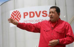 The US firm left the nation after it could not reach a deal to convert its projects into joint ventures controlled by PDVSA.