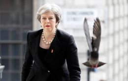 The elections are seen as a bellwether of public sentiment and polls show voters are ready to deliver a critical verdict on May's leadership and her party's austerity