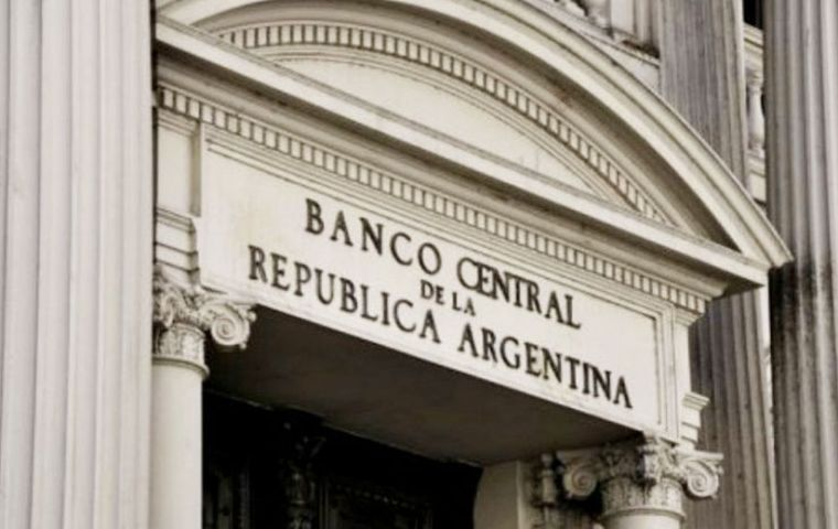 Analysts said the move suggested the Central Bank had done enough for now to stabilize the peso.