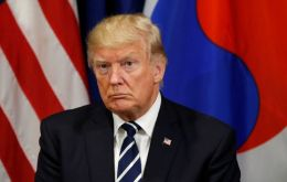 The White House announced that Trump will host South Korea's Moon at the White House on May 22, in talks aimed at demonstrating allied unity