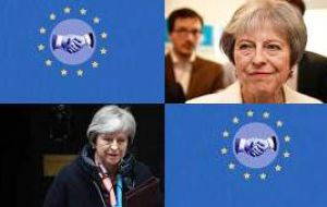 "A decision on the Government's preferred customs option has been postponed after Mrs May's Brexit ""war cabinet"" failed to reach agreement."