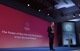 The ICO served notice to SCL Elections, Cambridge Analytica's parent, to provide the information it holds on David Carroll; failure would be a criminal offence