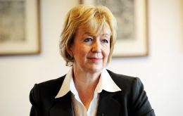 Leader Andrea Leadsom said the Lords should not undermine the desire of voters who backed the UK leaving the EU at the 2016 referendum