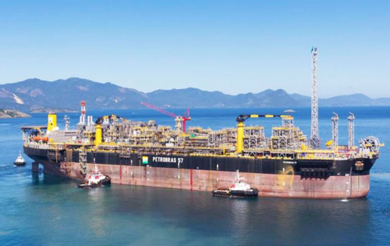 """Quarterly Global FPSO Industry Outlook"" has Brazil leading FPSO deployments in South America. The report includes region-wise planned and announced FPSOs"