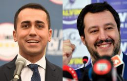 Salvini and Di Maio are willing to make compromises over their flagship policies -- the League's drastic drop in taxes and the M5S's universal basic income