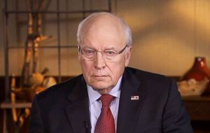 Cheney said he would have the program active and ready to be employed if needed. It was necessary to keep the US safe from attacks, he insisted