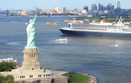 Following another successful World Cruise season, QM2 will resume her regularly-scheduled service across the Atlantic, a route that began 178 years ago.