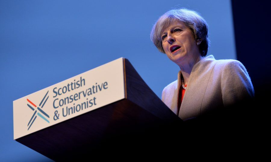 Scottish Parliament Rejects Theresa May's Flagship Brexit Legislation As Constitutional Crisis Looms
