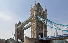 """Why Uruguay? Latin America's Finest Business Gateway "", which will take place in the North Tower of Tower Bridge."