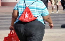 The study was based on genetic markers of obesity using UK Biobank data with genetic information on nearly 450 000 participants.