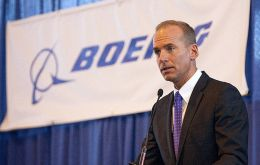 "Boeing chairman and CEO Dennis Muilenburg said: ""Today's final ruling sends a clear message: disregard for the rules and illegal subsidies are not tolerated."""