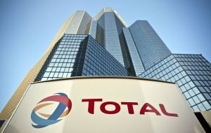 "The CEO of French oil giant Total said Thursday he ""wouldn't be surprised to see US$ 100 per barrel"" in the coming months."