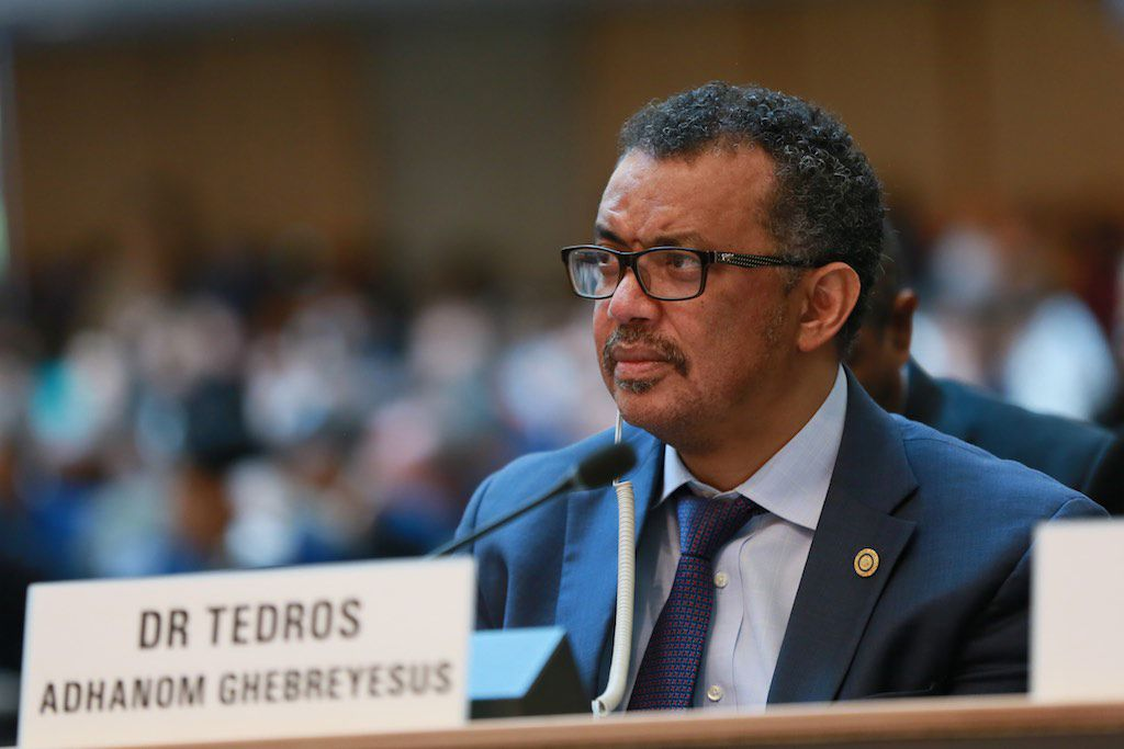 147;This is a concerning development but we now have better tools than ever before to combat Ebola,&#148 said Dr Tedros Adhanom Ghebreyesus WHO Director-General