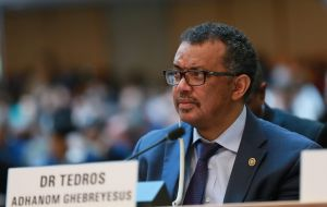 """This is a concerning development, but we now have better tools than ever before to combat Ebola,"" said Dr Tedros Adhanom Ghebreyesus, WHO Director-General."
