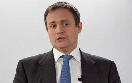 "MP Tungendhat said ministers should investigate ""gaps"" in the sanctions regime which allows the Putin government to continue to raise funds in the City."