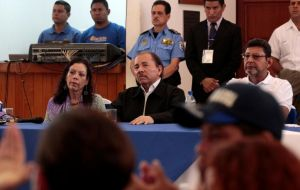 Police said they had complied with the truce, agreed during Catholic Church-mediated talks between President Daniel Ortega and opposition groups