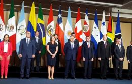 All 14 members of the group issued a statement on Monday condemning the election and saying they will call back their ambassadors in Caracas