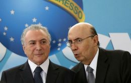 Temer, whose approval rating is stuck in the single digits as Brazil largest economy slowly emerges from a historic recession, announced his decision at an MDB event