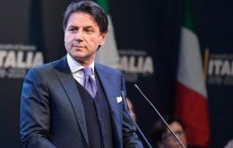 After a meeting with Mattarella on Wednesday, Conte got the nod to attempt to form a government, and promised one of change as he emerged from the meeting