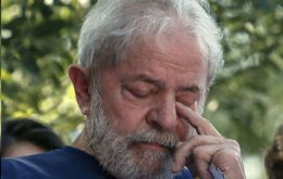 "Lula serving a 12-year sentence over corruption, asked the UN committee to impose so-called ""interim measures"""