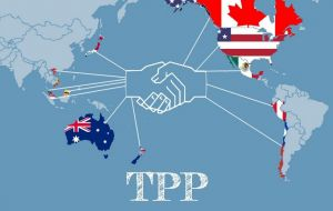 Japan is also hoping to use the TPP as a way to counter Chinese influence in Central and South America