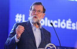 Rajoy who last year became the first Spanish prime minister in office to testify as a witness, told the court he was not aware of the party's accounting practices