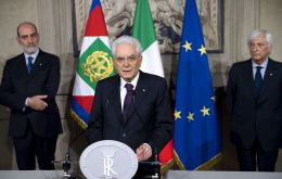 President Sergio Mattarella vetoed the parties' choice of a euro skeptic as economy minister, prompting populist parties to accuse the president of betraying voters