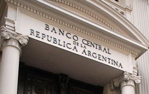 Macri's government is struggling with the aftermath of capital flight earlier this month. The central bank hiked interest rates to 40%, and appealed to the IMF