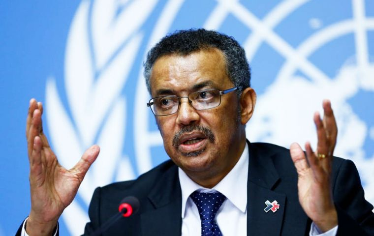 """Most people know that using tobacco causes cancer and lung disease, but many people aren't aware that tobacco also causes heart disease and stroke – the world's leading killers,"" said Dr Tedros Adhan"