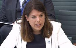 "Immigration minister Caroline Nokes said consultation with the BOTs is now ""on our agenda""."