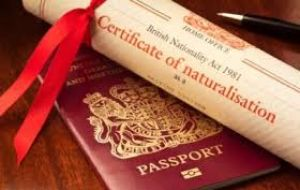 "The committee said UK Parliament could legislate for BOT citizenship rules and it was ""difficult to see"" why they had not been amended in the British Nationality Act"