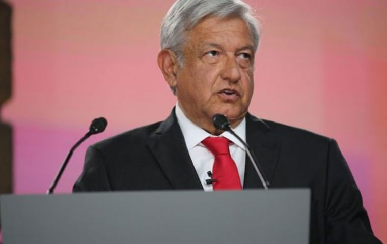 Lopez Obrador is riding a wave of anger against the ruling party amid rising violence, corruption scandals and sluggish growth.