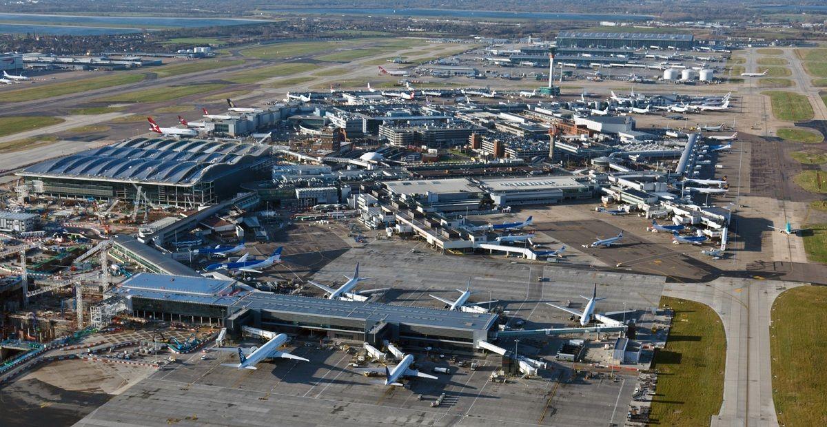 heathrow airport to london