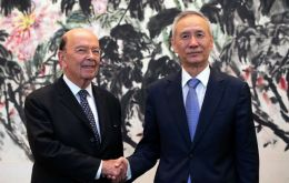 China's warning came after U.S. Commerce Secretary Wilbur Ross and China's top economic official, Vice Premier Liu He, wrapped up a meeting in Beijing