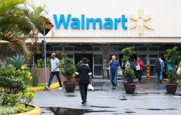 Walmart's Brazilian operation started up 22 years ago and employs 55,000 people in 438 stores.