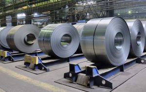 Mexico - a net importer of US steel - is also putting 25% duties on a range of American steel products.