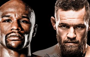 """Boxing biggest night of 2017 helped Mayweather and McGregor earn nearly US$ 400m combined,"" said Kurt Badenhausen, senior editor at Forbes Media."