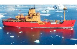 Another highlight in this plan is the building of the Antartica icebreaker, which is due by 2023 to take over from the AP-46 Almirante Viel (photo).