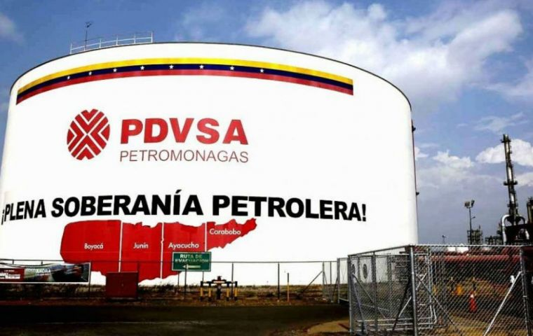 PDVSA is asking its principal clients that are collectively owed 1.5 million bpd of crude in June to accept smaller volumes and restructure existing supply contracts