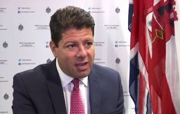 "Chief Minister Fabian Picardo described the meeting as ""very helpful"" with ""very positive progress for Gibraltar as a result""."