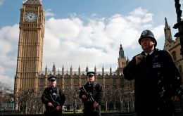 Incidents at Westminster, Manchester, London Bridge, Finsbury Park and Parsons Green may have led to a loss in economic output of around 3.5 billion Euros