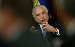 Investor confidence in Temer's government was shaken after it was forced to reinstate costly fuel subsidies following a strike by truckers