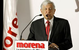Lopez Obrador says contracts awarded under the opening should be revised to ensure there was no corruption involved
