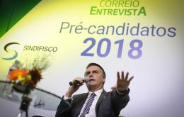 """I don't want any country buying up Brazil, but we will do business with all countries and China is an exceptional partner,"" Bolsonaro told reporters"